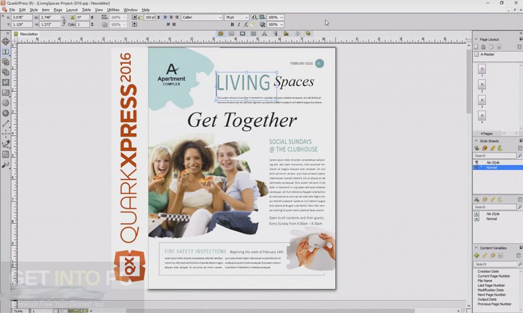 QuarkXPress 2017 Direct Link Download