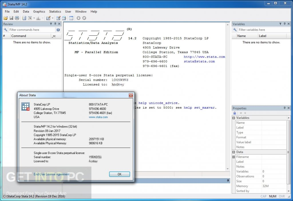 Stata 14.2 Direct Link Download