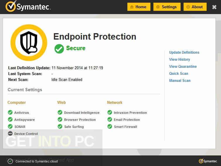 Symantec Endpoint Protection 14 Direct Link Download