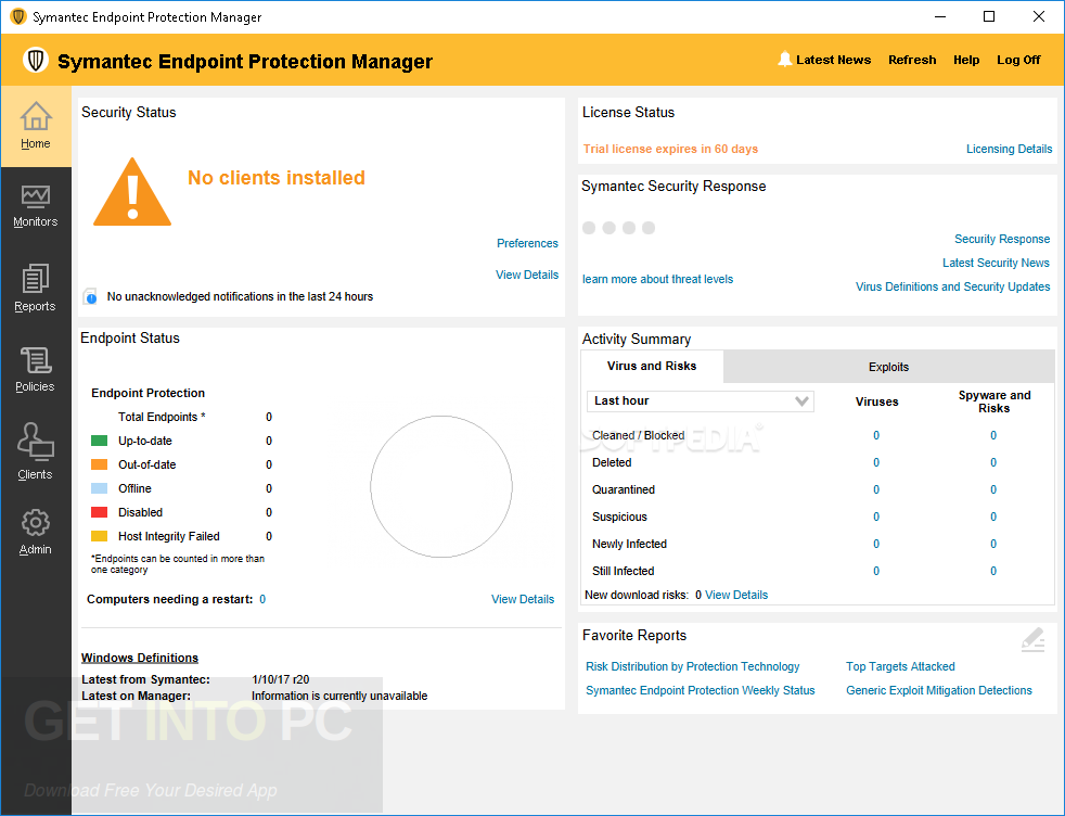 Symantec Endpoint Protection 14 Latest Version Download
