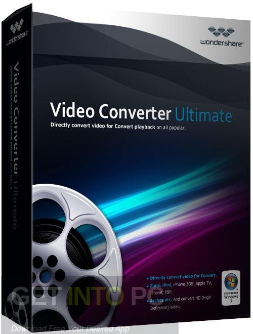 Wondershare Video Converter Ultimate 10 Free Download