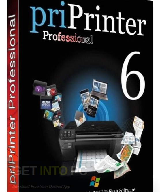 priPrinter Professional 6.4.0.2446 Free Download