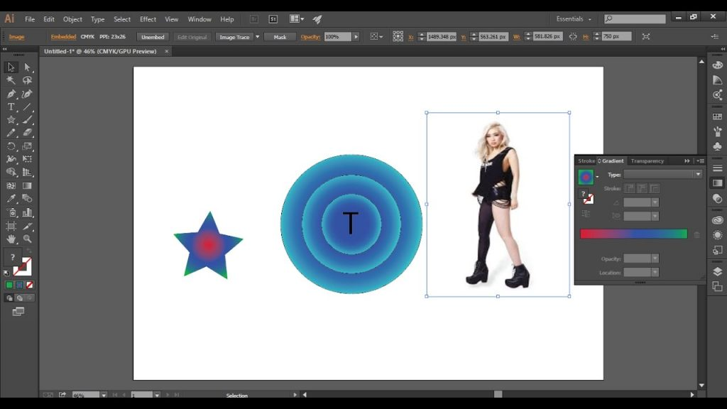 How To Start Graphic Design With Adobe Cc