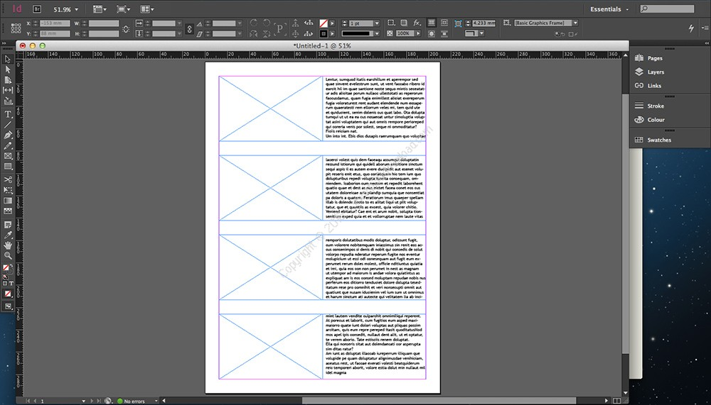 interactive pdf form indesign cc
