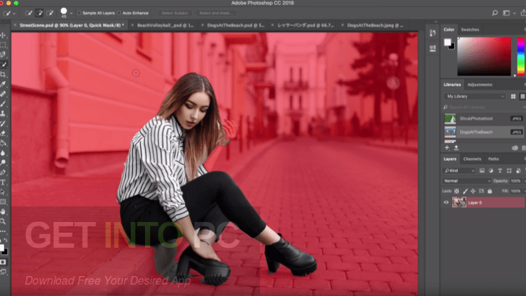 Adobe Photoshop CC 2018 v19.1.2.45971 Direct Link Download