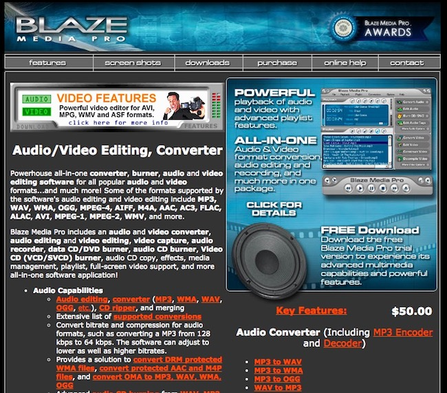 Blaze Media Pro 10 Offline Installer Download