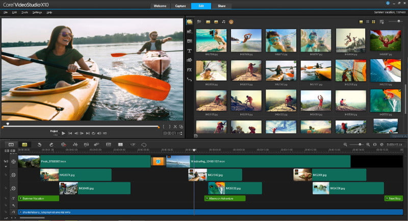 Corel VideoStudio Ultimate 2018 Ofline Installer Download