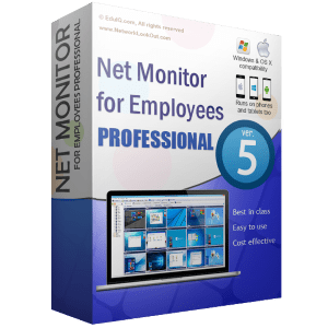 EduIQ Net Monitor for Employees Professional Free Download