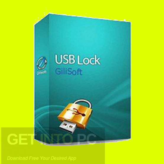 GiliSoft USB Lock 6.6.0 Free Download