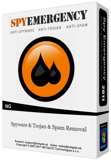 NETGATE Spy Emergency 24 0 650 Free Download - Get Into PC