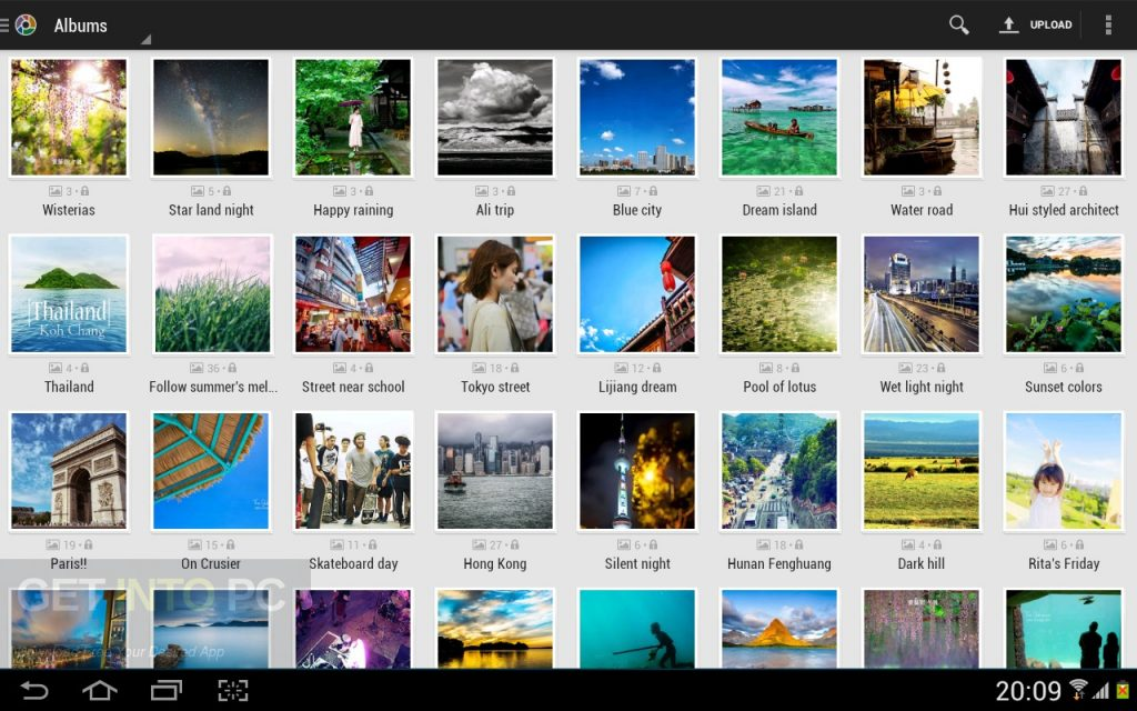 Download Picasa Build
