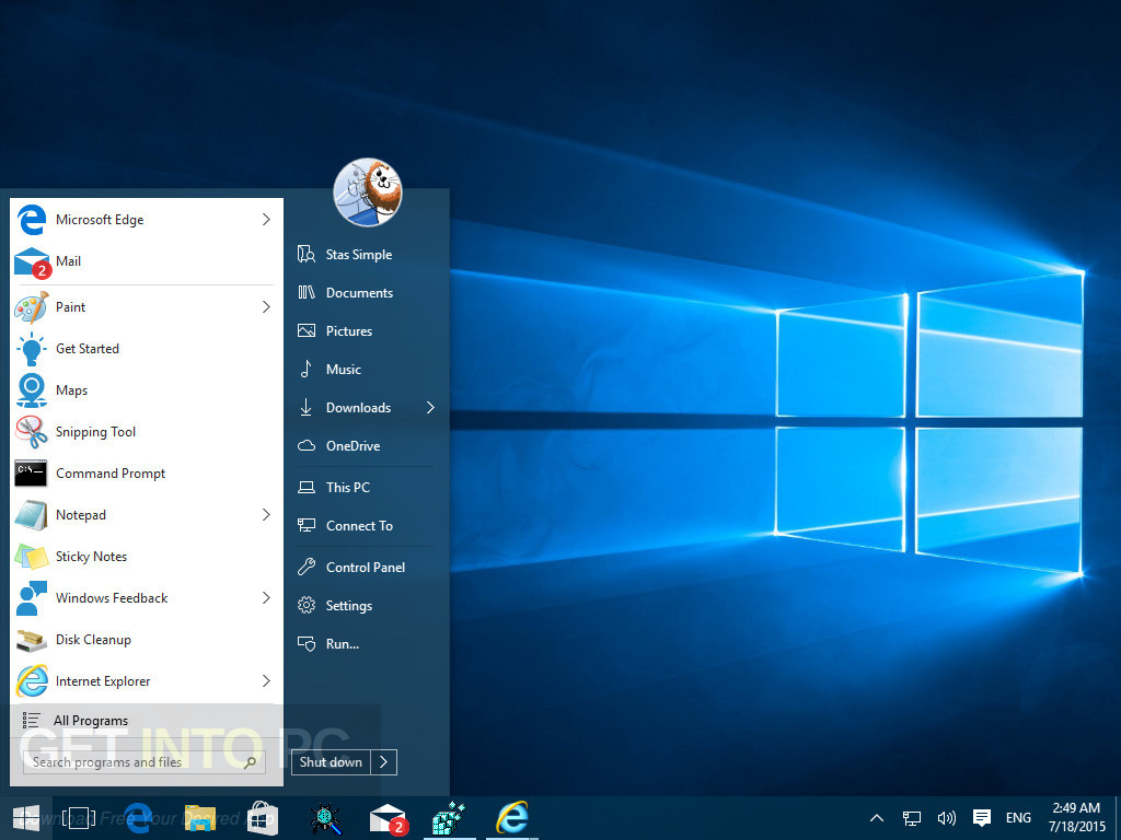 StartIsBack ++ 2.6.1 for Windows 10 Latest Version Download