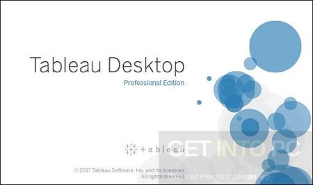 Tableau Desktop Professional 10.5.2 Free Download