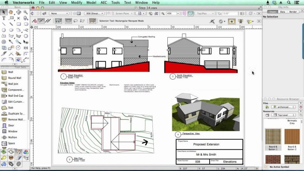 Vectorworks 2015 SP5 Designer Edition Offline Installer Download