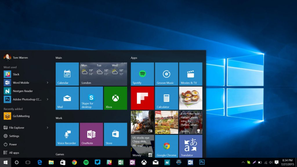 Windows 10 All in One March 2018 Edition Latest Version Download