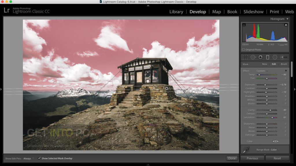 Adobe Photoshop Lightroom Classic 7.3 + Portable Latest Version Download