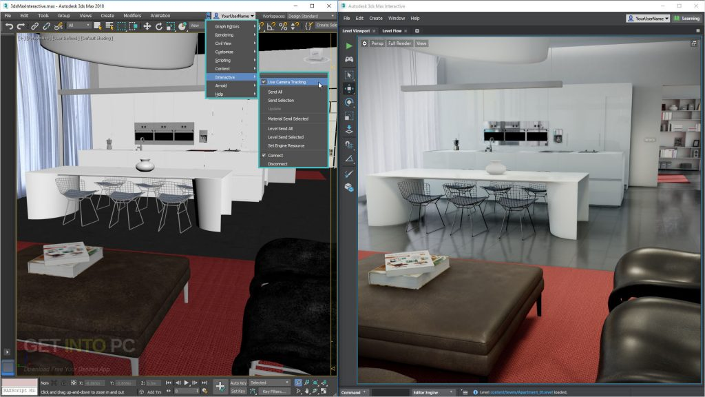 Autodesk 3ds Max 2019 Offline Installer Download