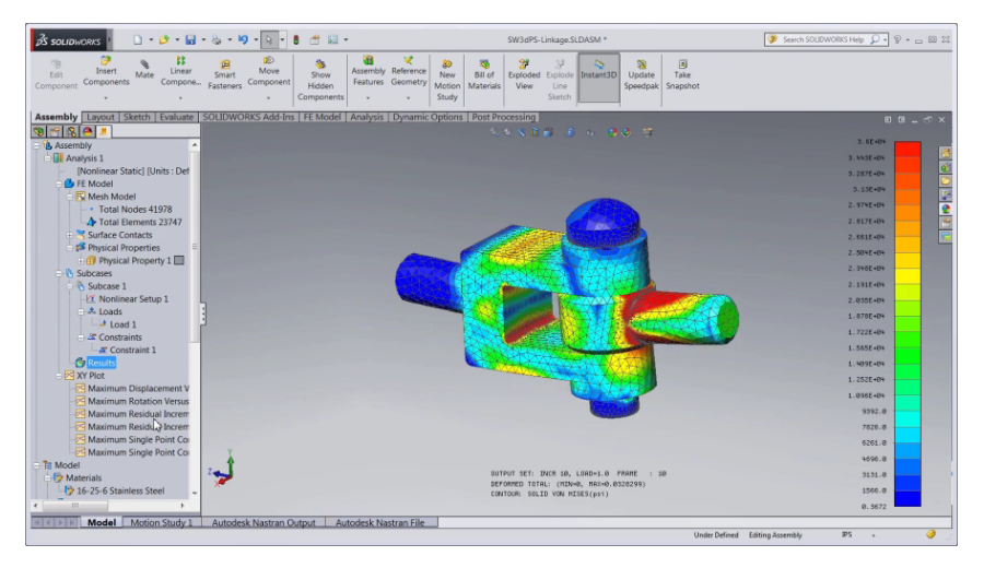 Autodesk Nastran In-CAD 2019 Offline Installer Download