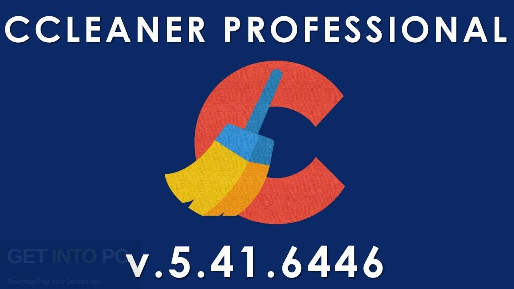 CCleaner Professional 5.41.6446 Free Download