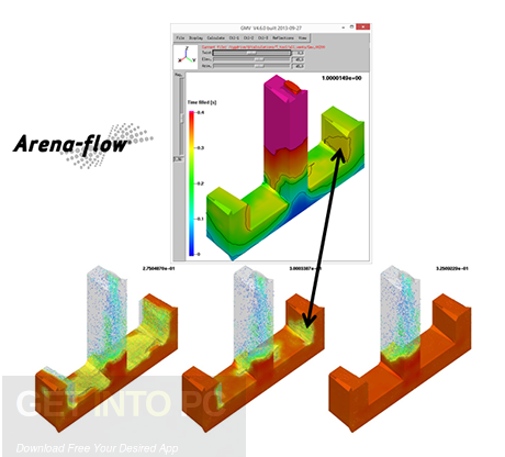CPFD Arena Flow 7.5.0 Direct Link Download