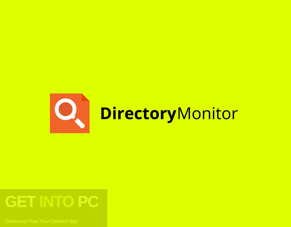 Directory Monitor Free Download