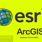ESRI ArcGIS Desktop 10.5.0.6491 + Addons Free Download