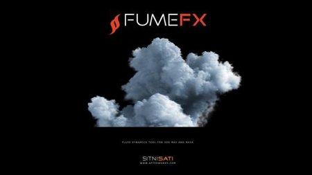 FumeFX 4.1.0 for 3ds Max Direct Link Download