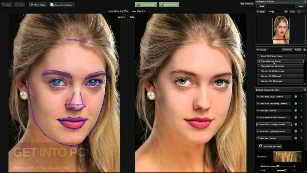 PortraitPro Standard Free Download