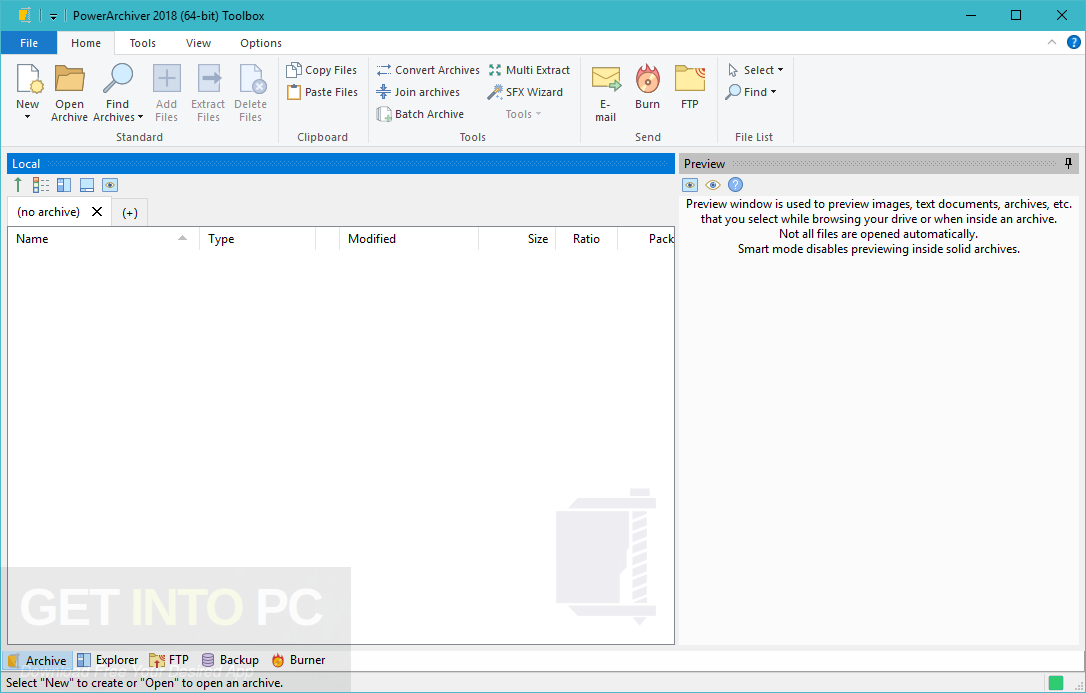 PowerArchiver 2018 Standard 18.00.48 Direct Link Download