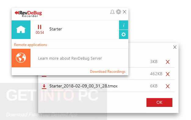 RevDeBug - Record & Replay for .NET Latest Version Download