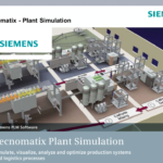 Siemens Tecnomatix Plant Simulation  Free Download
