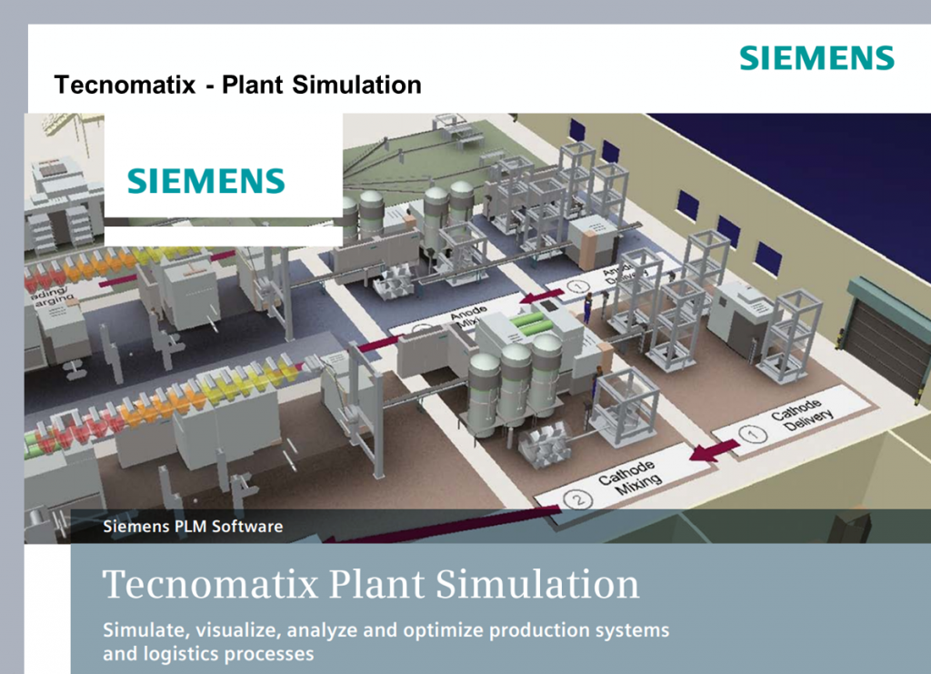 Siemens Tecnomatix Plant Simulation 14.0 Free Download