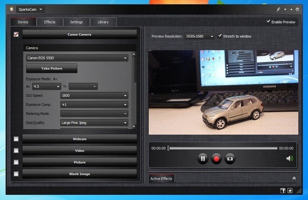 SparkoCam 2.5 Offline Installer Download