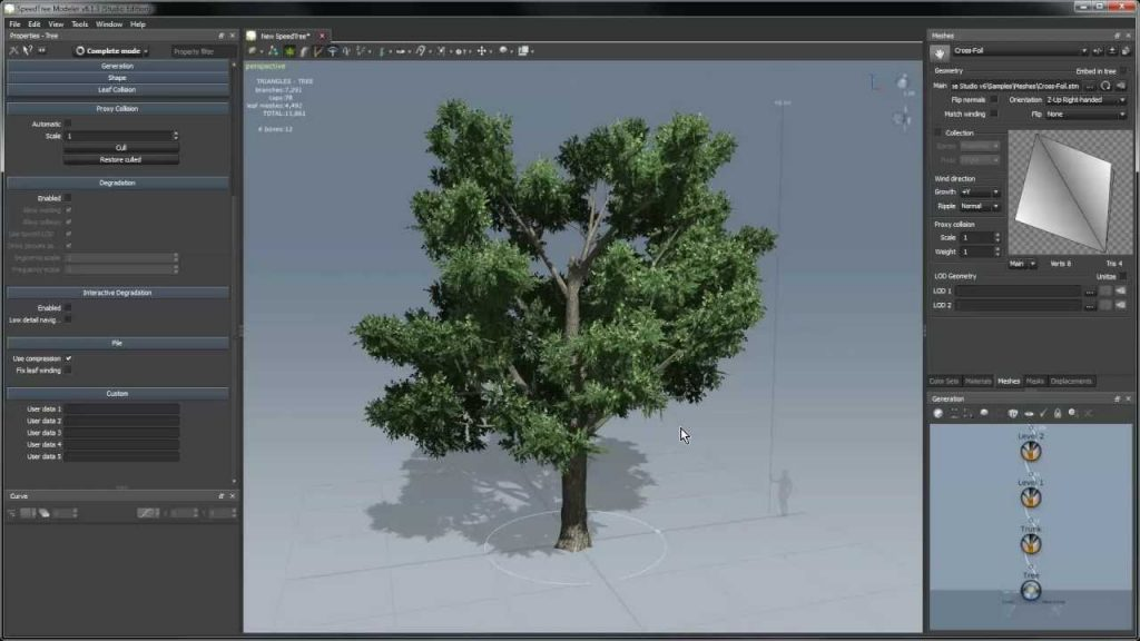 SpeedTree Cinema 8.1.3 Direct Link Download