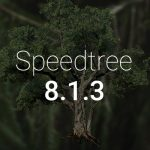 Download SpeedTree Cinema 8.1.3 x64 + Library + Subscription