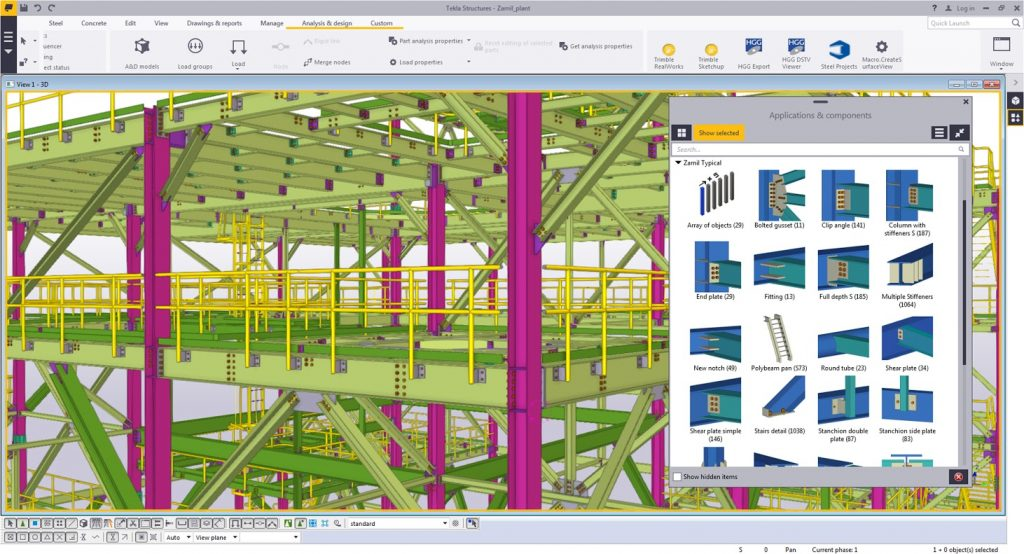 Tekla Structures 2018 + Environments Direct Link Download