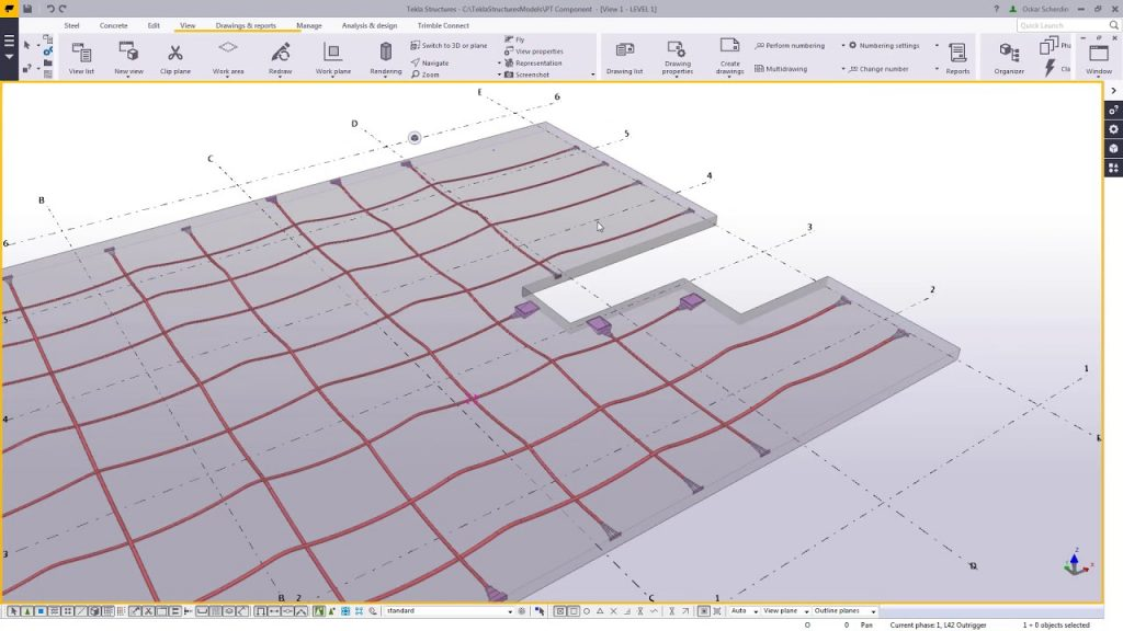 Tekla Structures 2018 + Environments Latest Version Download