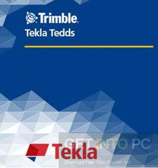 Trimble Tekla Tedds 2018 v20 Free Download