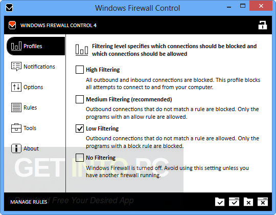 Windows Firewall Control 5.0.1.19 Direct Link Download