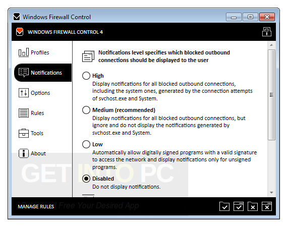 Windows Firewall Control 5.0.1.19 Latest Version Download