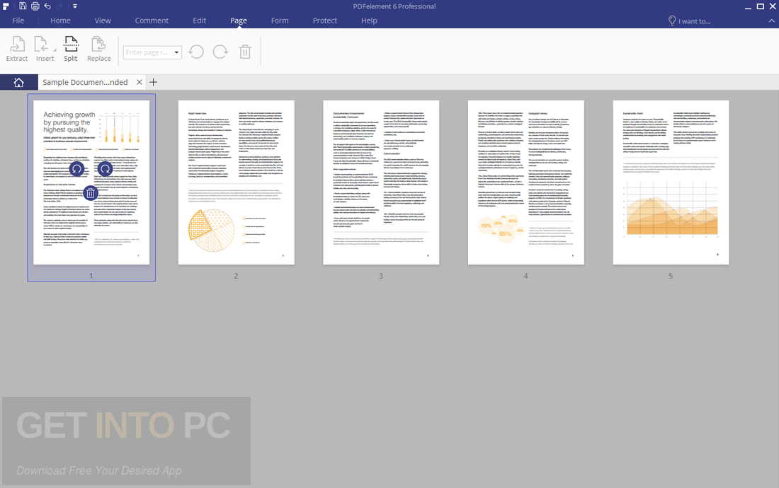 Wondershare PDF Element 6.3.5.2806 + Portable Latest Version Download