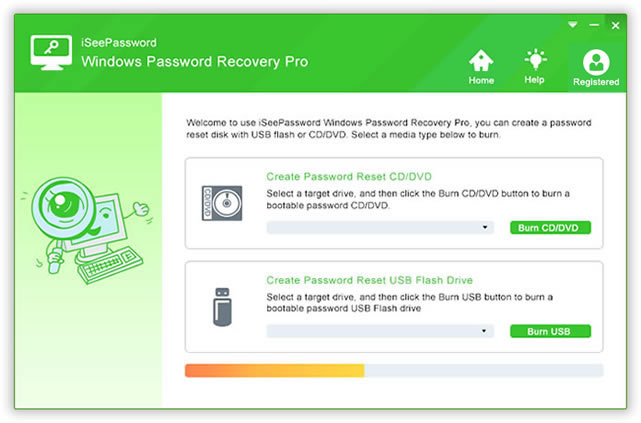 iSeePassword for Windows Password Recovery Pro Direct Link Download