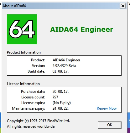 AIDA64 Engineer Extreme 5.95.4500 Latest Version Download