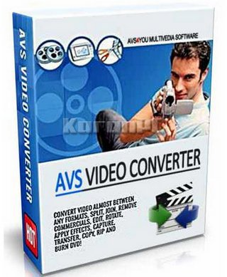 AVS Video Converter 10.1.1.621 + Menu Pack Free Download