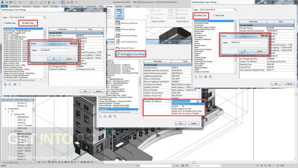 Autodesk Revit 2019 Offline Installer Download