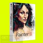 Corel Painter 2018 v18 Setup Free Download
