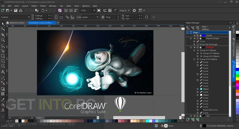 CorelDRAW Graphics Suite 2018 Direct Link Download