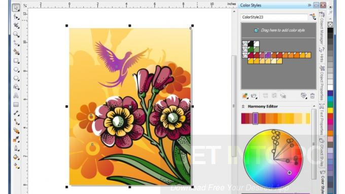 CorelDRAW Graphics Suite 2018 Latest Version Download