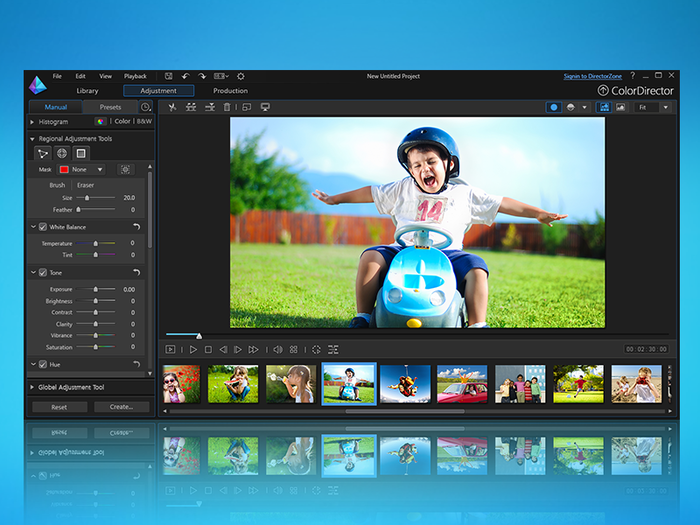 CyberLink ColorDirector Ultra 6.0.2817.0 Latest Version Download