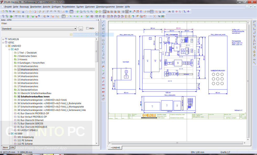 EPLAN Pro Panel 2.7.3.11418 Latest Version Download